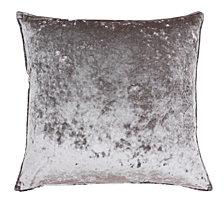 """Ibenz Ice Velvet Pillow, 22"""" x 22"""""""
