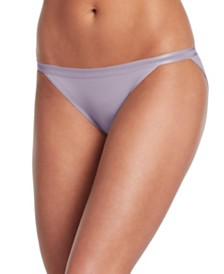 Jockey Supima Cotton Allure String Bikini 1627, Created for Macy's