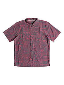 Quiksilver Waterman Men's Puna Wave Shirt