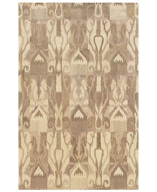 """Oriental Weavers Anastasia 68005 Sand/Tan 3'6"""" x 5'6"""" Area Rug"""