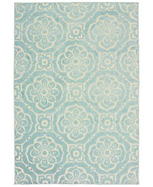 "Barbados 539 7'10"" x 10' Indoor/Outdoor Area Rug"