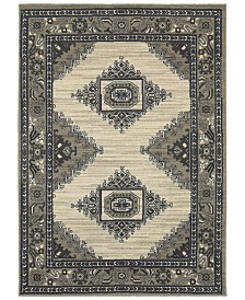 "Oriental Weavers Highlands 6658 9'10"" x 12'10"" Area Rug"