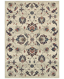 "Oriental Weavers Highlands 6684 9'10"" x 12'10"" Area Rug"