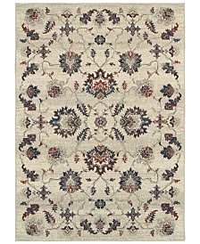 "Oriental Weavers Highlands 6684 6'7"" x 9'6"" Area Rug"