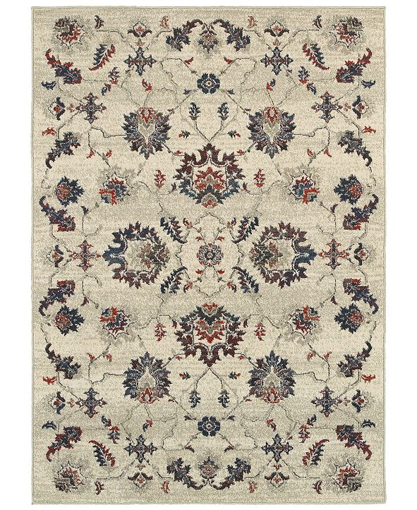 "Oriental Weavers Highlands 6684 1'10"" x 3' Area Rug"