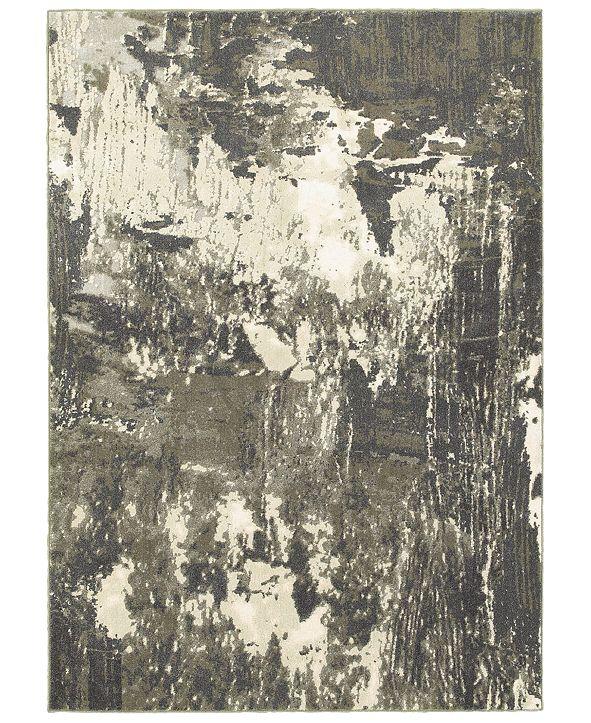 """Oriental Weavers Rowan 2067 7'10"""" x 10'10"""" Area Rug"""