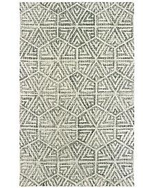 Oriental Weavers Tallavera 55605 Gray/Ivory 10' x 13' Area Rug