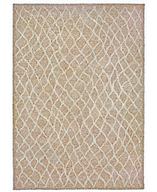 Liora Manne' Wooster 6851 Twist 2' x 8' Indoor/Outdoor Runner Area Rug