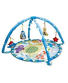 Polar Fiesta Playmat