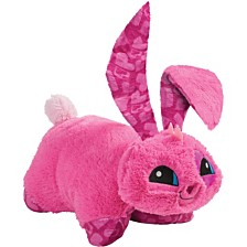Pillow Pets Animal Jam Bunny Stuffed Animal Plush Toy