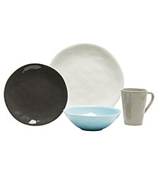 Serenity 16 Piece Dinnerware Set