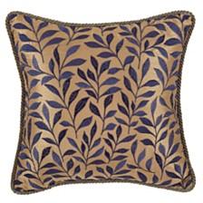 "Croscill Margaux Fashion Decorative Pillow 16"" x 16"""