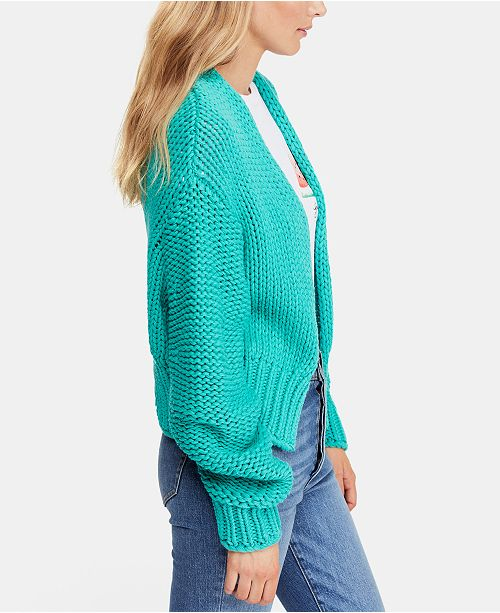 7355ce79af Free People Glow For It Open-Front Cardigan   Reviews - Sweaters ...