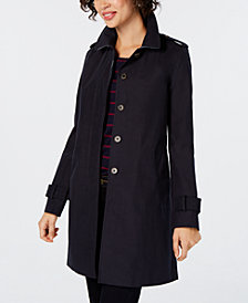 Barbour Laggan Single-Breasted Raincoat