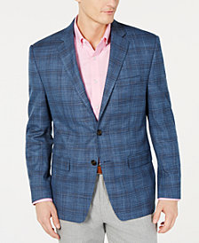 Lauren Ralph Lauren Men's UltraFlex Classic-Fit Plaid Sport Coat