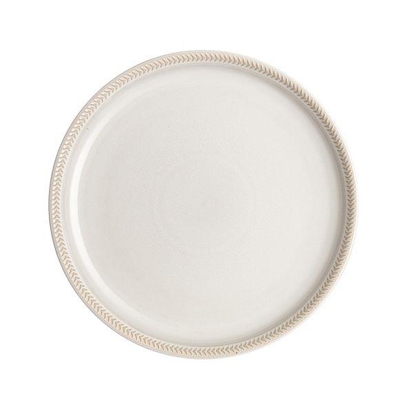 Denby Natural Canvas Set/4 Coupe Salad Plates