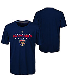 Outerstuff Florida Panthers Avalanche T-Shirt, Big Boys (8-20)
