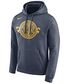 Nike Men's Golden State Warriors City Club Fleece Hoodie