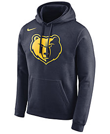 Nike Men's Memphis Grizzlies City Club Fleece Hoodie