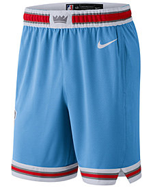 Nike Men's Sacramento Kings City Swingman Shorts