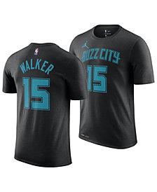 Nike Men's Kemba Walker Charlotte Hornets City Player T-Shirt 2018