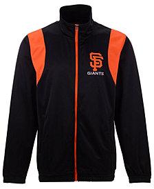 G-III Sports Men's San Francisco Giants Clutch Track Jacket