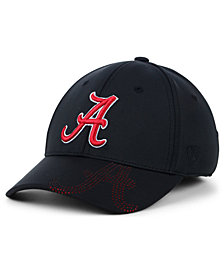 Top of the World Alabama Crimson Tide Pitted Flex Cap