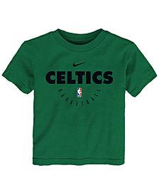 Nike Boston Celtics Elite Practice T-Shirt, Toddler Boys (2T-4T)