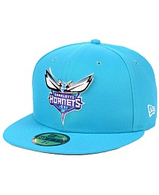 New Era Charlotte Hornets Metal Mash Up 59FIFTY-FITTED Cap