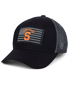 Top of the World Syracuse Orange Back the School Flag Trucker Cap
