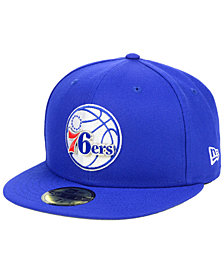 New Era Philadelphia 76ers Metal Mash Up 59FIFTY-FITTED Cap