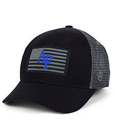 Top of the World Air Force Falcons Back the School Flag Trucker Cap