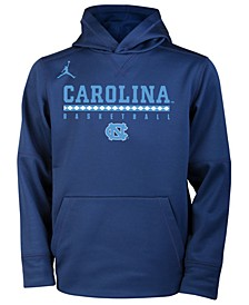 North Carolina Tar Heels Therma Hooded Sweatshirt, Big Boys (8-20)