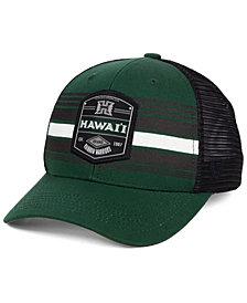 Top of the World Hawaii Warriors Branded Trucker Cap