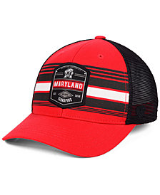 Top of the World Maryland Terrapins Branded Trucker Cap