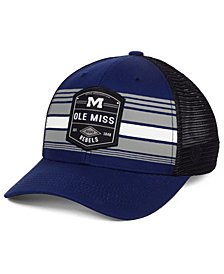 Top of the World Ole Miss Rebels Branded Trucker Cap