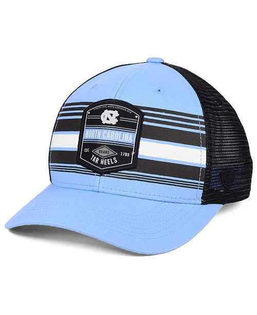 Top of the World North Carolina Tar Heels Branded Trucker Cap ... 4049eaaf24d4
