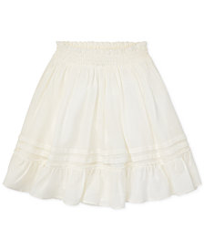 Polo Ralph Lauren Toddler Girls Ruffled Skirt