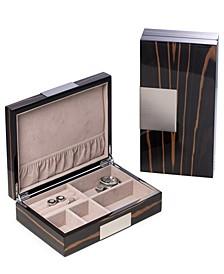 Wood Valet Box