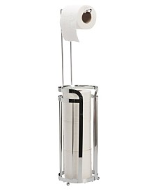 Bath Bliss Mod Collection Toilet Paper Dispenser and Reserve