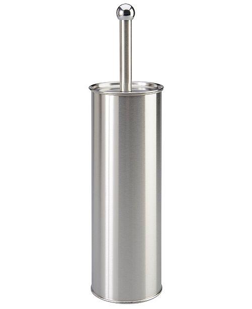 Bath Bliss Stainless Steel Toilet Brush Holder