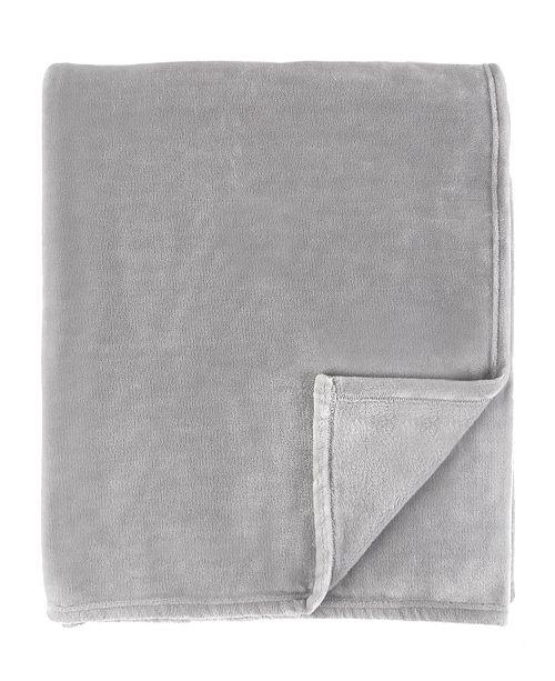 Sleeping Partners International. INC Sleeping Partners Luxe Solid Plush Blanket