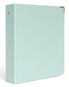 Russell & Hazel Mini 3 Ring Bookcloth Binder