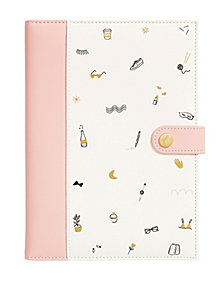 kikki.K  A5 Leather Notebook
