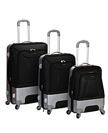 Rome 3-Pc. Hardside Luggage Set