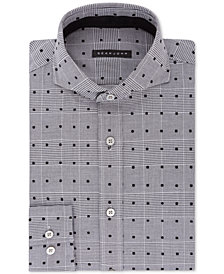 Sean John Men's Classic/Regular-Fit Multi-Check Dress Shirt