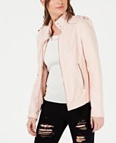 GUESS Coats   Jackets for Women - Macy s 868435645bb8