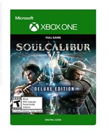 Xbox 1 Soulcalibur Vi Premium Edition