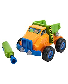 Educational Insights Design and Drill Dump Truck