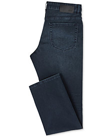 BOSS Men's Relaxed Fit Stretch Denim Jeans